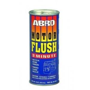 Abro Промывка двигателя 5ти минутная