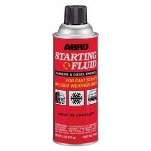 Abro SF-650 Starting Fluid Стартовая жидкость