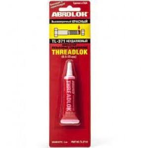 Abro TL-371 Threadlock Фиксатор резьбовых соединений красный