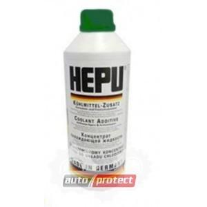 Hepu P999 G11 Антифриз концентрат зеленый