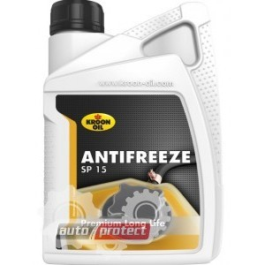 Kroon Oil Antifreeze SP 15 Антифриз концентрат оранжевый