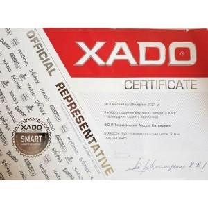 Xado Refrigerant 134a and Oil Фреон с маслом для дозаправки кондиционеров