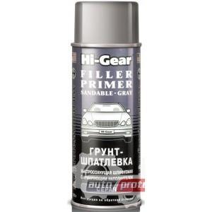 Hi-Gear Filler Primer Sandable Грунт-шпаклевка с армирующим наполнителем (HG5732)