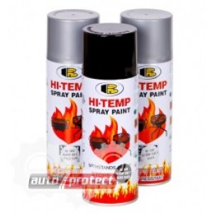 Bosny Hi-Temp Термостойкая краска до 204С