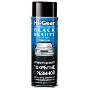 Hi-Gear HG5754 Rubberised Undercoating Антикоррозийное покрытие с резиновым наполнителем