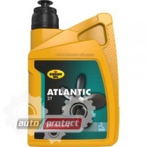 Kroon Oil Atlant Outboard 2-Str Моторное масло для 2Т двигателей