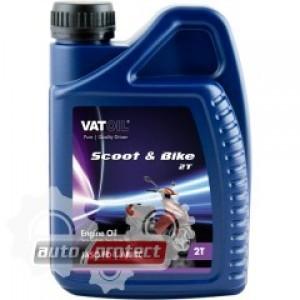 Vatoil 2T Scoot and Bike Полусинтетическое масло для 2Т двигателей