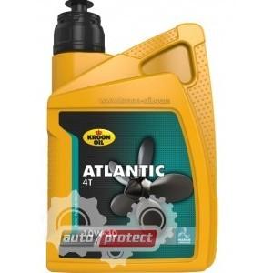 Kroon Oil Atlantic 10W-30 моторное масло для 4Т подвесных двигателей
