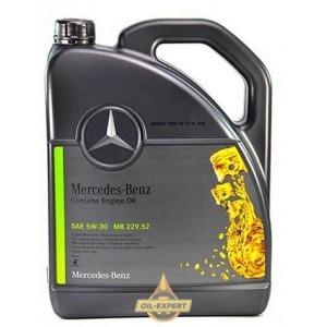 MERCEDES-BENZ ENGINE OIL 5W-30 MB 229.52 (A000989950213,A000989950211)