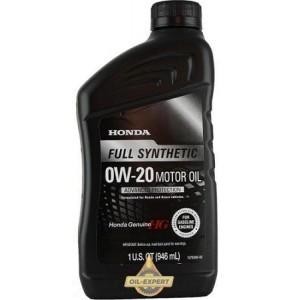 HONDA FULL SYNTHETIC 0W-20 (087989063)