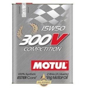 MOTUL 300V COMPETITION 15W-50