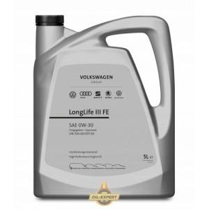 VAG LONGLIFE III FE 0W-30 (GS55545M2/M4)