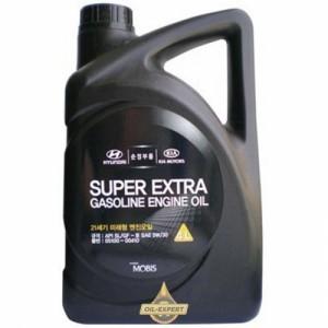 HYUNDAI/KIA MOBIS SUPER EXTRA GASOLINE SL 5W-30