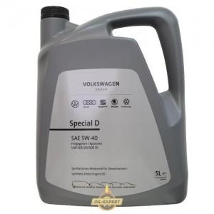 VAG SPECIAL D 5W-40 (GS55505M2/M4)