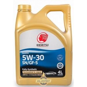 IDEMITSU 5W-30 SN/GF-5