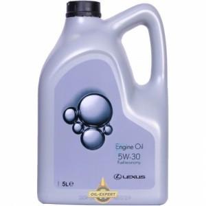 LEXUS ENGINE OIL 5W-30 (08880-82640,08880-82641)
