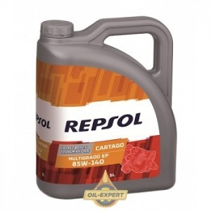 REPSOL CARTAGO EP MULTIGRADO 85W-140