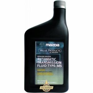 MAZDA ATF M5 (000077112E01)
