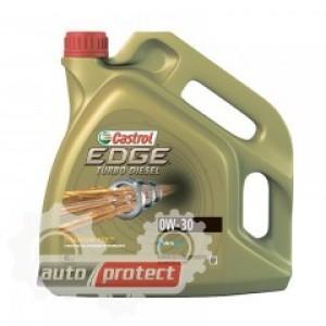 Castrol Edge Turbo Diesel 0W-30 Синтетическое моторное масло