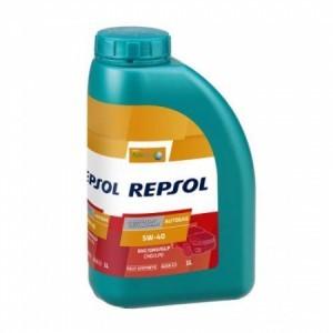Repsol Auto Gas 5W-40 Синтетическое моторное масло