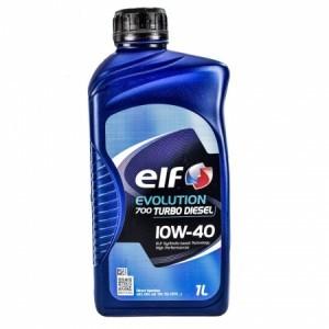Elf EVOLUTION 700 TURBO DIESEL 10W-40 Моторное масло