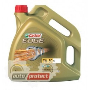 Castrol Edge 5W-30 C3 Синтетическое моторное масло