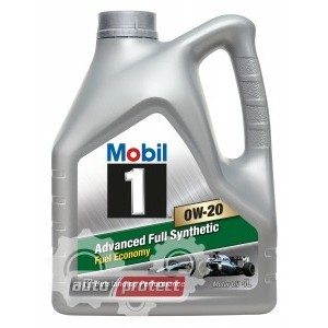Mobil 0W-20 Синтетическое моторное масло