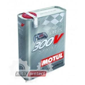 Motul 300V Sprint моторное масло 0W15