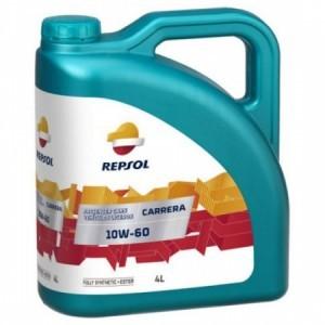 Repsol Carrera 10W-60 Синтетическое моторное масло