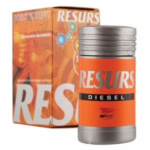 Вмп Resurs Diesel для дизельных двигателей