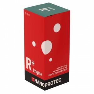 Nanoprotec Active R+ Регуляр присадка в моторное масло
