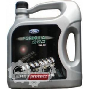Ford Formula S/SD 5W-40 Оригинальное масло