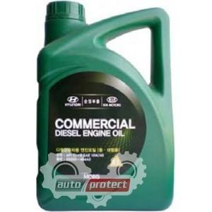 Hyundai / Kia (Mobis) Commercial Diesel 10W-40 Оригинальное полусинтетическое моторное масло