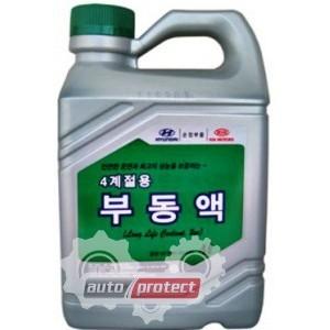 Hyundai / Kia (Mobis) Long Life Coolant Антифриз оригинальный зеленый