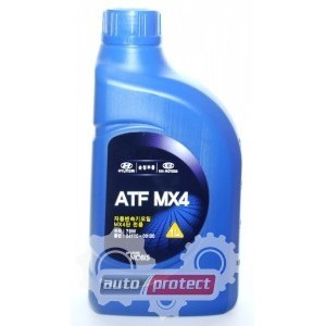 Hyundai / Kia (Mobis) ATF MX4 JWS 3314 Оригинальное трансмиссионное масло