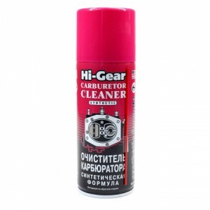Hi-Gear Carb Cleaner Синтетичний очисник карбюратора 350 мл. (HG3116)