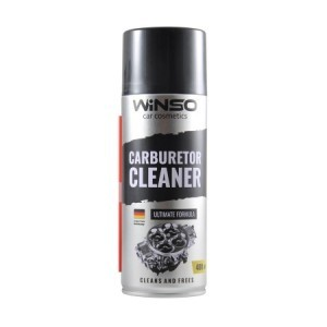 Winso 820110 Carburetor Cleaner Очистка карбюратора