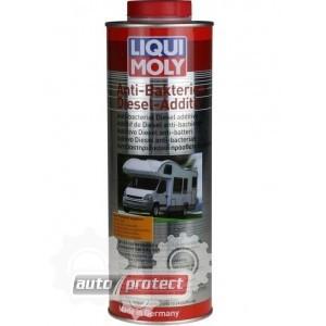 Liqui Moly Anti Bakterien Diesel Additiv Антибактериальная присадка (5150)