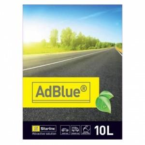 Starline AdBlue Жидкость нейтрализации выхлопных газов, мочевина (ST ADBLUE-5L, ST ADBLUE-10L)