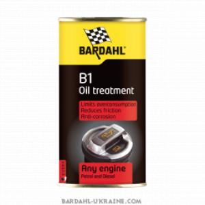 BARDAHL №1 / B1, Превентивная присадка в масло.