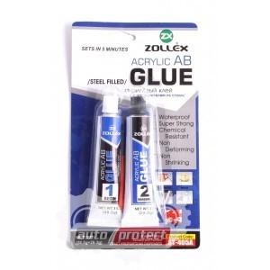 Zollex Акриловий клей для стальных деталей