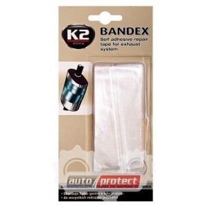 К2 Bandex-Blister Лента высокотемпературная, для ремонта глушителей