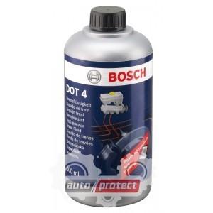 Bosch DOT 4 Тормозная жидкость