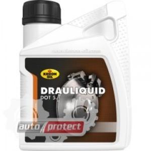 Kroon Oil Drauliquid DOT 5.1 Тормозная жидкость