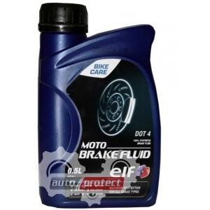 Elf Moto brake fluid DOT 5.1 Тормозная жидкость