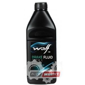 Wolf DOT 5.1 Тормозная жидкость
