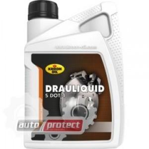 Kroon Oil Drauliquid-S DOT 4 Синтетическая тормозная жидкость