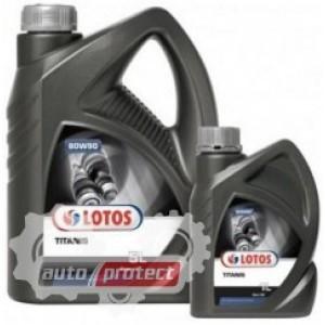 Lotos Titanis GL-5 80W-90 Трансмиссионное масло