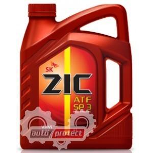 Zic ATF SP-III Синтетическое трансмиссионное масло