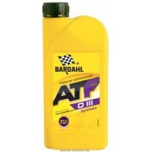 ATF D III Трансмиссионная жидкость BARDAHL